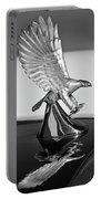 1986 Zimmer Golden Spirit Hood Ornament 3 Portable Battery Charger
