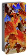 #199 Red Maple Portable Battery Charger