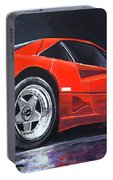 1990 Ferrari F40  Portable Battery Charger