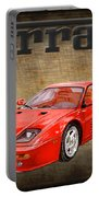 Ferrari F 512m 1995 Portable Battery Charger