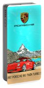 1997 Porsche 993 Twin Turbo R  Portable Battery Charger