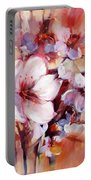 1almonds Blossom  13 Portable Battery Charger