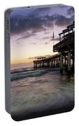 1st Dawn Cocoa Pier Portable Battery Charger