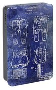 1927 Football Pants Patent Portable Battery Charger