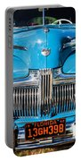 1942 Ford Super Deluxe Sedan Painted  Portable Battery Charger