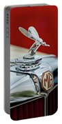 1948 Mg Tc - The Midge Hood Ornament Portable Battery Charger