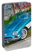 1959 Chevrolet Corvette Portable Battery Charger