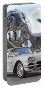 1962 Chevrolet Corvette Portable Battery Charger