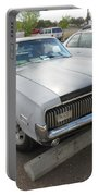 1968 Mercury Cougar Xr7 Portable Battery Charger