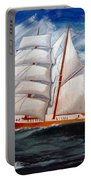 3 Master Tall Ship Portable Battery Charger
