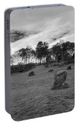 9 Ladies Stone Circle, Stanton Moor, Peak District National Park Portable Battery Charger