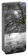 A Winter's Tale Portable Battery Charger