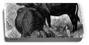 African Buffalo Portable Battery Charger