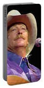 Alan Jackson Portable Battery Charger