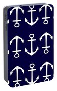 Anchor Portable Battery Charger by Chastity Hoff