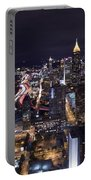 Atlanta Georgia - Evening Commute Portable Battery Charger