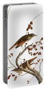 Audubon: Thrush Portable Battery Charger