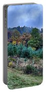 Autumn Colors In The Blue Ridge Mountains Portable Battery Charger