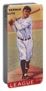 Babe Ruth (1895-1948) Portable Battery Charger