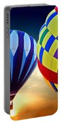 2 Balloons Portable Battery Charger