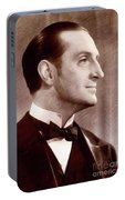 Basil Rathbone, Actor Portable Battery Charger