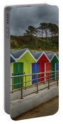Beach Huts 1 Portable Battery Charger