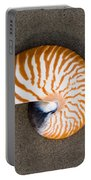 Bellybutton Nautilus - Nautilus Macromphalus Portable Battery Charger