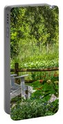 Beside The Pond Portable Battery Charger
