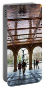 Bethesda Terrace Portable Battery Charger