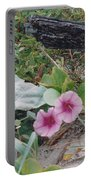 2 Blooms Portable Battery Charger