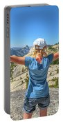 Break After Yosemite Hiking Portable Battery Charger