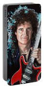 Brian May Portable Battery Charger