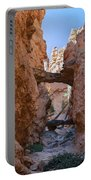 Navajo Trail Natural Bridge Portable Battery Charger