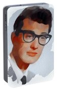 Buddy Holly, Music Legend Portable Battery Charger
