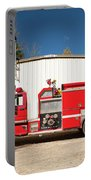 Burnington Iolta Fire Rescue - Tanker Engine 1550, North Carolina Portable Battery Charger