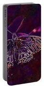 Butterfly Insect Wing Wildlife Bug  Portable Battery Charger