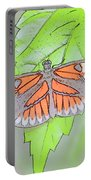 Butterfly Portable Battery Charger