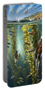 California Kelp Forest Portable Battery Charger