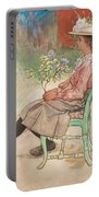 Carl Larsson, Dagmar Grill Portable Battery Charger