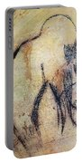 Cave Art: Mammoth Portable Battery Charger