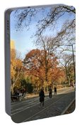 Central Park New York City Portable Battery Charger