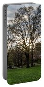 Central Park Views  Portable Battery Charger