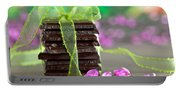 Chocolate Portable Battery Charger