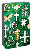 Chrismons Portable Battery Charger