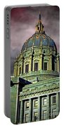 City Hall San Francisco II Portable Battery Charger