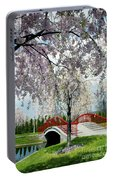 City Lake Park Portable Battery Charger