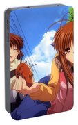 Clannad Portable Battery Charger