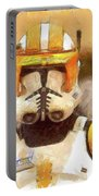 Clone Trooper Commander Portable Battery Charger