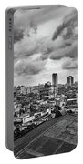 Clouds Over Havana Portable Battery Charger