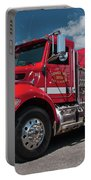 Cowee Fire Rescue - Tanker 1850, North Carolina Portable Battery Charger
